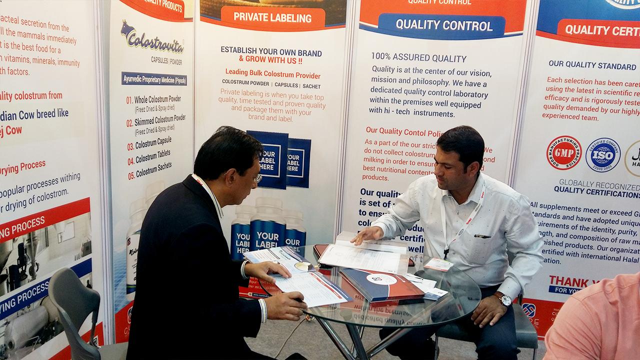 IPHEX Exhibition 2017 at Hyderabad, Telangana